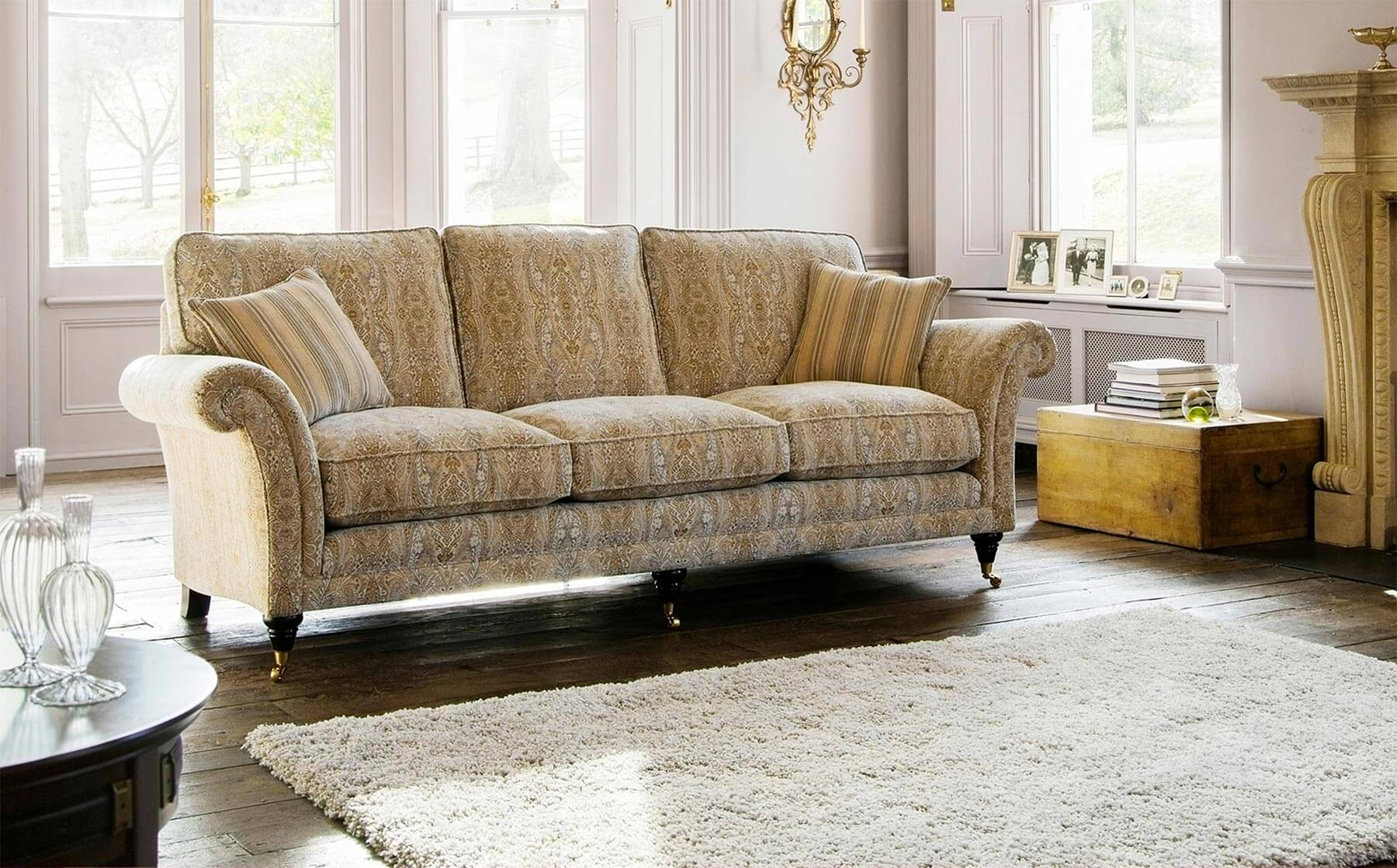 View the Parker Knoll furniture collection at Material Things